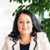Lilyana Pavlova--EIB Vice-President, Financing sustainable and just transition (online)
